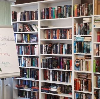 Büchertausch in Lengede
