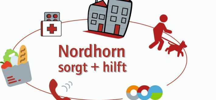 Nordhorn sorgt+hilft