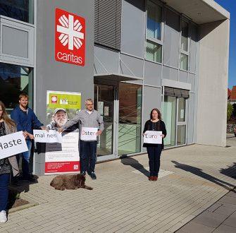 Haste mal nen OsterEuro?: Spendenaktion für Wohnungslose im Emsland