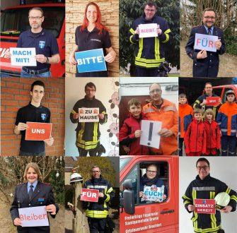 Feuerwehr in Brechtorf meistert die Krise