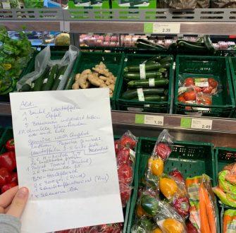 DIE HELDENBÖRSE: Wir machen den Einkauf