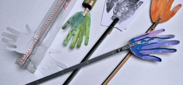 """""""Kunst-Kontakte"""": Kreativ Distanz halten"""