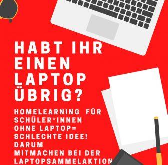 Celle: Laptop-Sammelaktion für Schülerinnen und Schüler