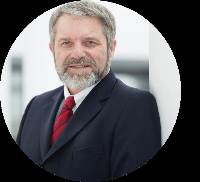 <strong>Oberbürgermeister Ulrich Mädge</strong><br />Präsident des Niedersächsischen Städtetages