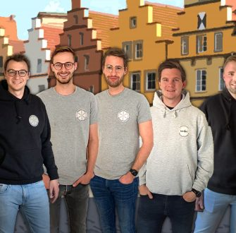 Kneipenhelfer Osnabrück: T-Shirts für den guten Zweck