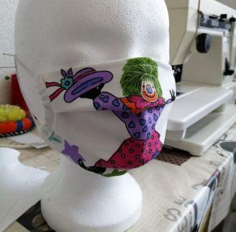 """""""Bohmte hilft"""": Einkaufsservice und Masken"""
