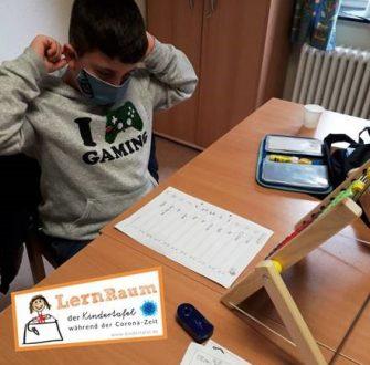 Kindertafel Lüneburg: Lernräume in Zeiten von Corona