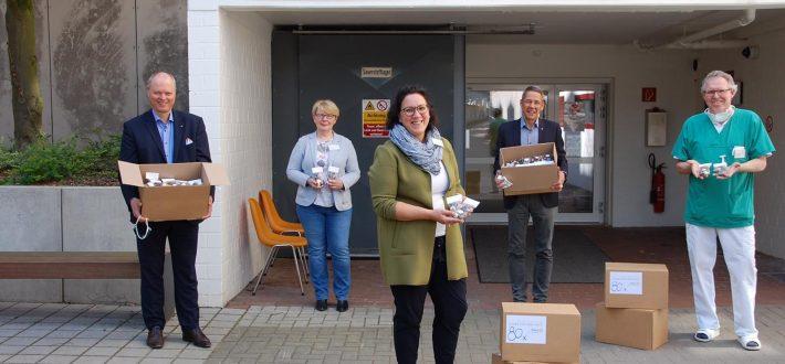 "Verdener Rotary Club dankt ""Helden der Krise"""