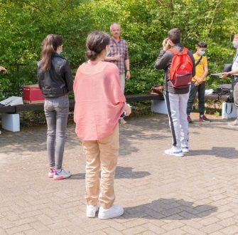 Laptop-Projekt für geflüchtete (Berufs-)Schüler*innen