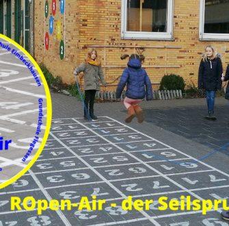 ROpen-Air: Seilsprung Wettbewerb in Bad Münder