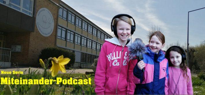 Grundschule Bad Münder: Miteinander-Podcast