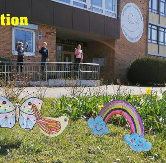 Osterei-Aktion der Grundschule Bad Münder