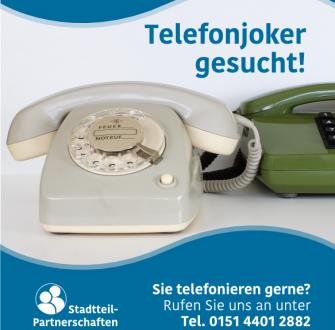 Telefonjoker gesucht – Telefonieren gegen Langeweile