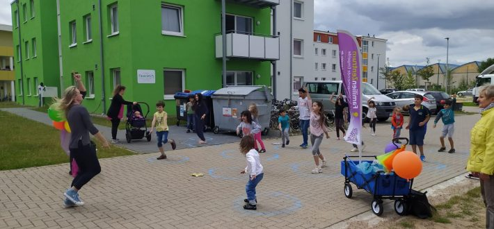 Familienzentrum Empelde on Tour