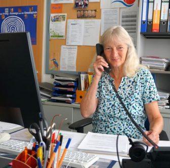 In Verbindung bleiben: Seniorentelefon