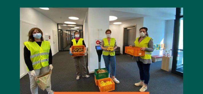 Gundlach hilft: Mitarbeitende engagieren sich für soziale Projekte