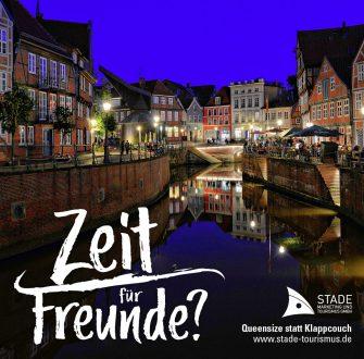 Zeit für Freunde – STADE Marketing und Tourismus GmbH