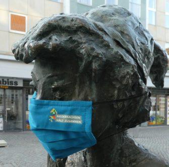 Niedersachsen hält zusammen! Wir als GdP machen mit