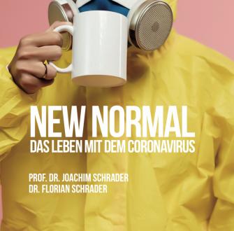 """Buchprojekt """"New Normal"""": Das Leben mit dem Coronavirus"""