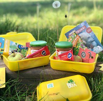 """Ehrenamtliches Engagement """"Brotboxen für Schulanfänger*innen"""" in Zeiten von Corona: Sponsor*innen gesucht"""