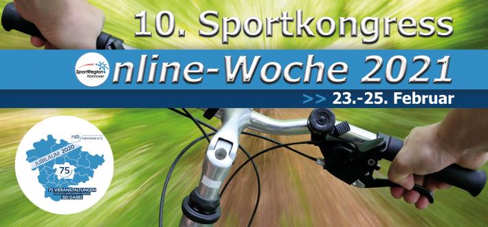 Digitaler Sportkongress: Digitalisierung, Ehrenamt, Förderungen