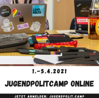 JugendPolitCamp Online