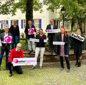 """Sonderförderung """"Kulturmarathon"""" – Gemeinsam für Osnabrück"""