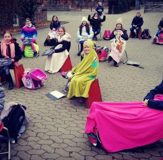 Bergen: Zusammenhalt im Schulchor Tiny Wolves