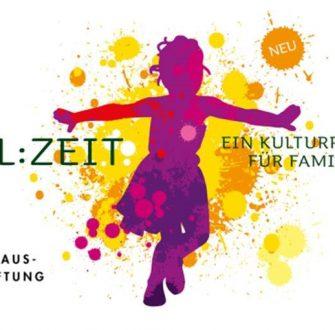 SPIEL:ZEIT – das Familien-Kultur-Programm nun auch für Zuhause