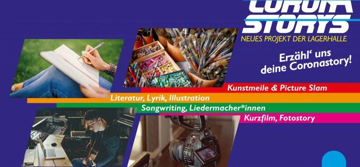 CORONA STORYS Osnabrück – Dokumentation des Neuartigen