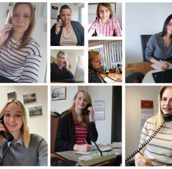 Impfpatinnen und -paten helfen in Geestland bei der Terminvereinbarung